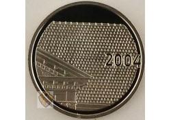 Penning 2004 Jaarverslag Koninklijke Nederlandse Munt