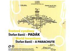 Bu set Slowakije 2018 Parachute