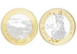 Finland 2018 5 euro Unc Haven Helsinki