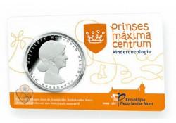 Nederland 2018 Penning Prinses Maxima Centrum in Coincard Voorverkoop*
