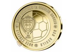 """België 2018 2½ Euro 'Rode duivels"""" Unc"""