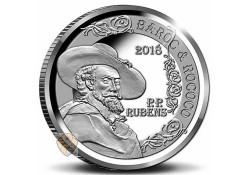 België 2018 10 Euro Rubens 'Baroc en Rococo' Zilver proof