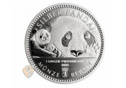Zilveren Panda 2018 Münze Berlin 1 Ounce Zilver