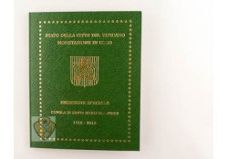 Bu set Vaticaan 2018 II met de 5 euromunt