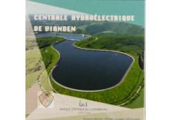 Luxemburg 2017 2½ euro Centrale Hydroëlectrique de Vianden