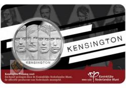 Nederland 2018 Kensington Penning in Coincard