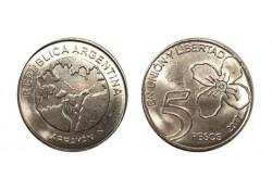 Argentinië 2017 5 Pesos Unc