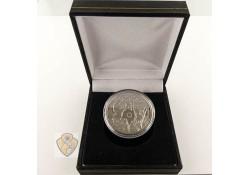 Malta 2018 5 Euro '10 jaar Euro' Nikkel proof
