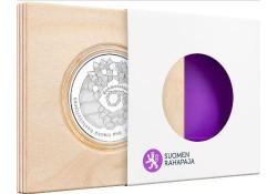 Finland 2018 20 euro Sauna Culture Proof