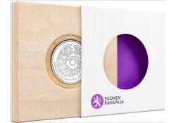 Finland 2018 10 euro Sauna Culture Proof