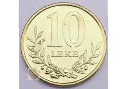 Albanië 2013  10 Leke Unc