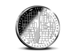 Nederland 2018 5 euro Het scholland vijfje Unc
