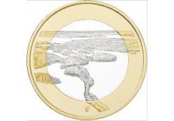 Finland 2018 5 euro Unc Natuurlandschap Punkaharju