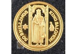 Somalië 2003 50 Shilling goud