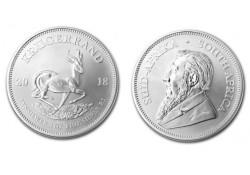 Zuid Africa 2018 1 Krugerand 1 ounce zilver