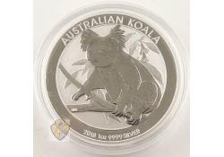 Australië 1 Dollar Koala 2017 1 Ounce Zilver Proof