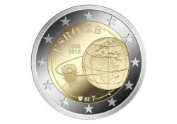 2 Euro België 2018 '50 jaar Esro Unc Voorverkoop*