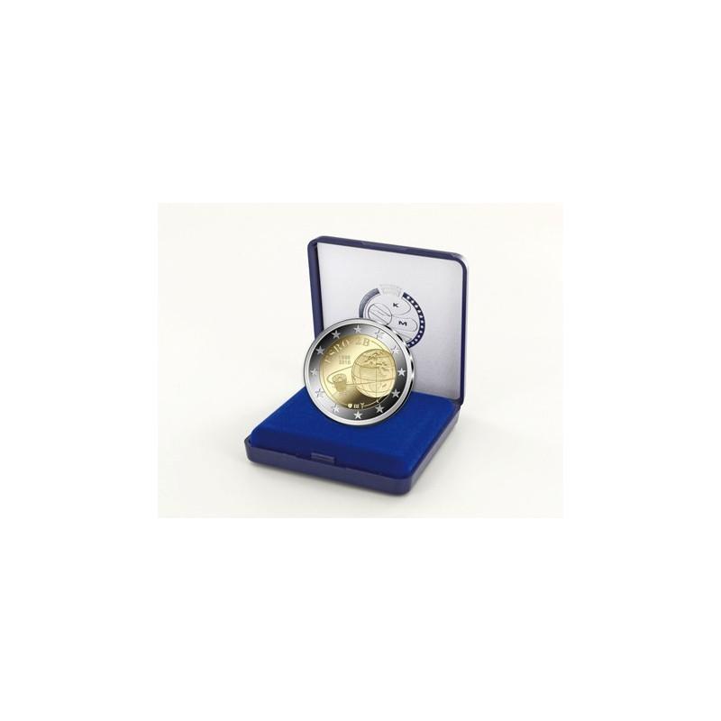 2 Euro België 2018 '50 jaar Esro Bu in coincard Vlaams Voorverkoop*