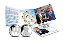 Nederland 2018 Themaset 5 jaar koning Willem-Alexander Voorverkoop*