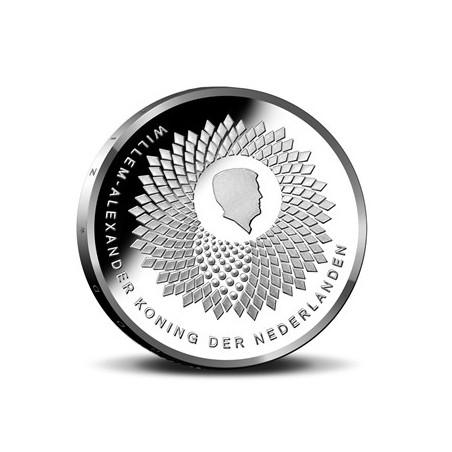Nederland 2018 5 Euro Universiteit Wageningen Unc Voorverkoop*