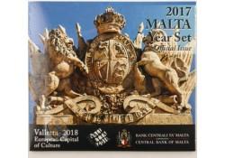 Bu set Malta 2017 Valletta