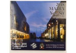 Bu set Malta 2018 Valletta