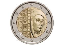 2 Euro San Marino 2017 Geboortedag van Giotto Bu in blister