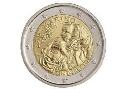 2 Euro San Marino 2018 Tintoretto Unc