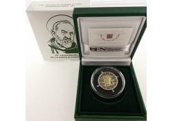 2 Euro Vaticaan 2018 Padre Pio Proof
