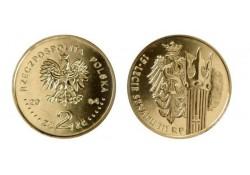 Polen 2004 2 Zlote Senaat Unc