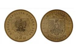 Polen 2004 2 Zlote Malopolski Unc