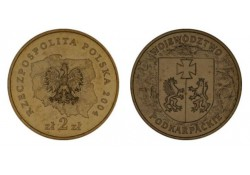 Polen 2004 2 Zlote Podkar-pacrie Unc