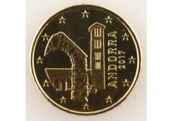 10 cent Andorra 2017 Unc