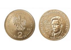 Polen 2005 2 Zlote Konstanty Gakczynski Unc