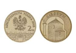 Polen 2005 2 Zlote Cieszyn Unc