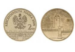 Polen 2005 2 Zlote Kolobrzeg Unc