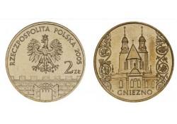 Polen 2005 2 Zlote Gniezno Unc