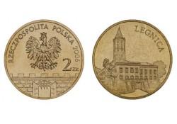 Polen 2006 2 Zlote Legnica Unc