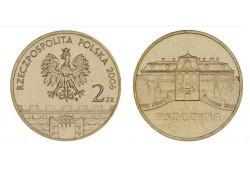 Polen 2006 2 Zlote Pszczyna Unc