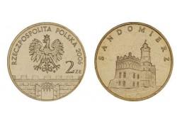 Polen 2006 2 Zlote Sandomierz Unc