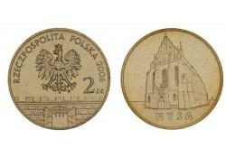 Polen 2006 2 Zlote Nysa Unc