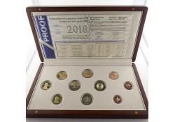 Proofset Griekenland 2018 met extra de 2 x 2 euro special.