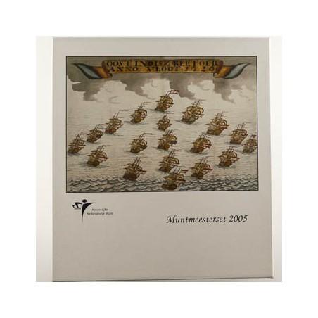 Nederland 2005 Muntmeesterset Proof