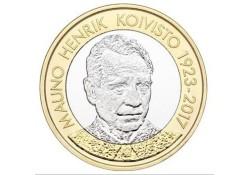 Finland 2018 5 euro Kovisto 1923-2017 Unc Voorverkoop*