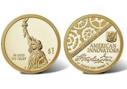 USA 1 dollar 2018 D American Innovaters Unc Voorverkoop*