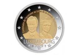 2 euro Luxemburg 2019 Charlotte Unc