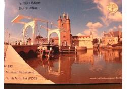 FDC set 1992