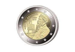 """2 Euro België 2019 """"450 jaar  Bruegel"""" Bu in coincard Voorverkoop*"""