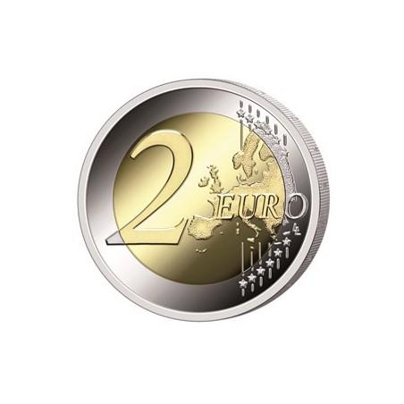 """2 Euro België 2019 """"450 jaar  Bruegel"""" Bu in coincard Voorverkoop* (levering in maart)"""