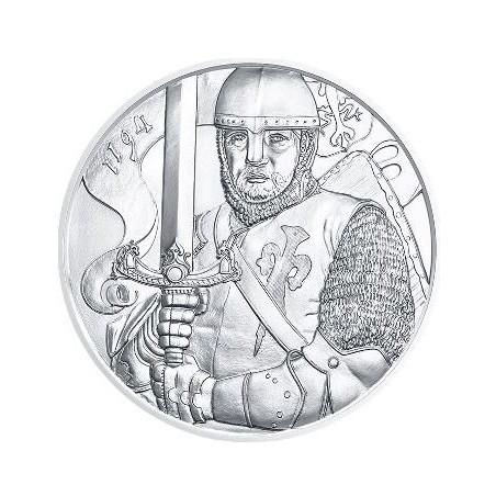 Oostenrijk 2019 1½ Euro Leopold V 1 Ounce zilver